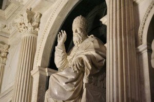 Clement VII at Santa Maria Sopra Minerva