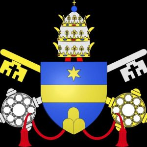 Coat of Arms of Pope Clement XI