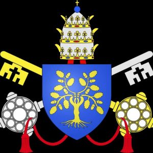 Coat of Arms of Pope Julius II