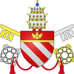 The Coat of Arms of Pope Urban VII