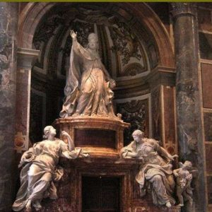 Tomb of Benedict XIV in St. Peter's Basilica