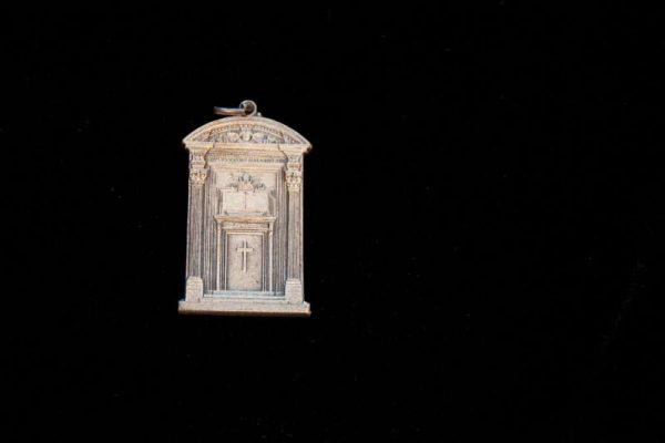 Medal in the Shape of a Holy Year Door: 1975, Pope Paul VI
