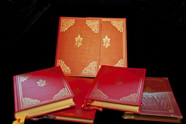 Concelebratory Sacramentaries From The Pontificates of Saint John Paul II and Benedict XVI