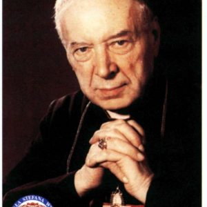 Cardinal Stefan Wysznski
