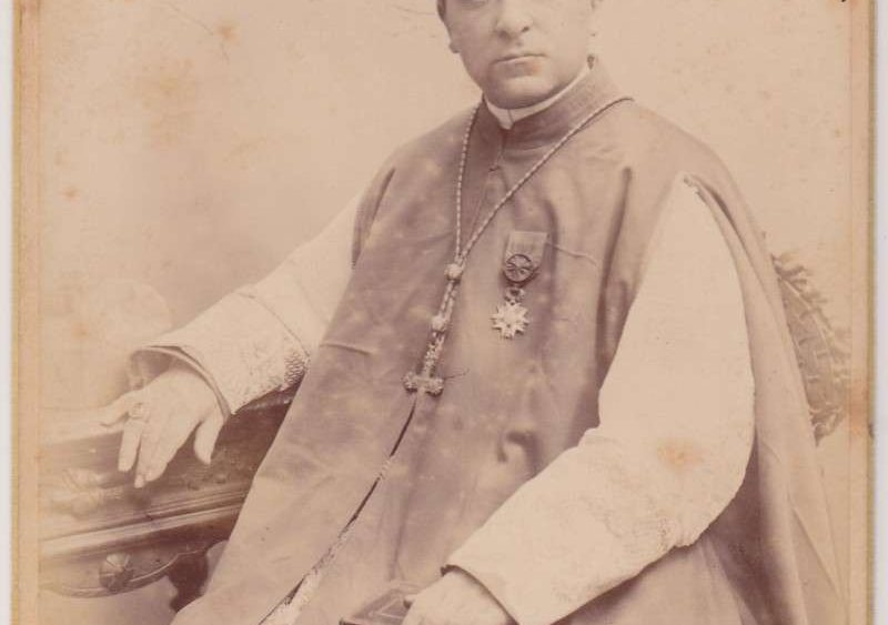 November 18 1934 The Death Of Cardinal Pietro Gasparri Signatory