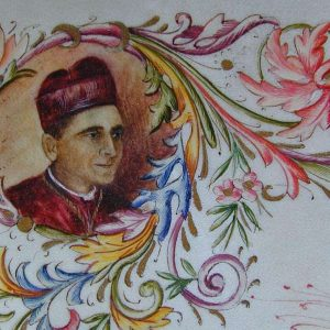 Illuminated Manuscript Signed by Archbishop Giovanni Battista Montini, Dated June 10th 1961