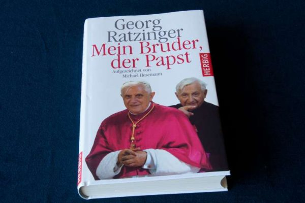 Pope Benedict XVI: Signed Copy of His Biography by His Brother