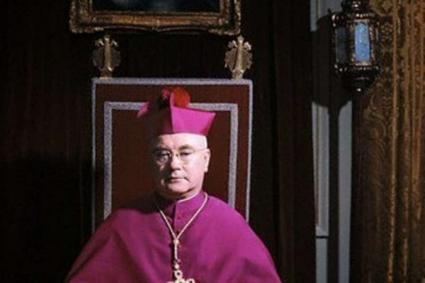 Cardinal Francis Joseph Spellman