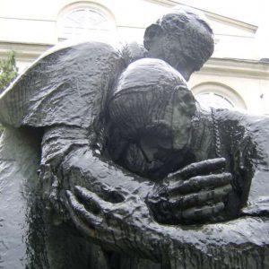 Cardinal Stefan Wyszynski & Pope John Paul II