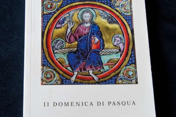 Mass Booklet & Holy Card from the Canonizations of John Paul II & John XXIII, April 27, 2014
