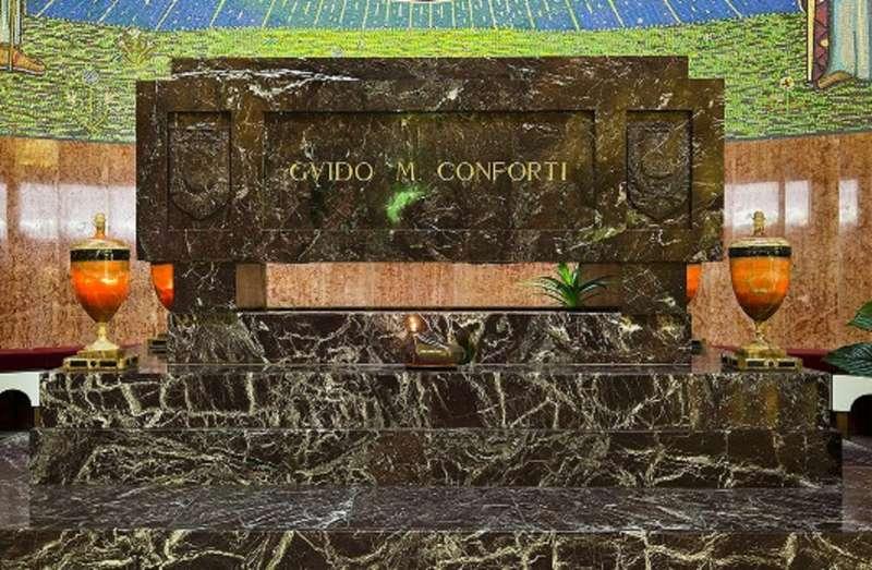 Sarcophagi of Saint Guido Conforti