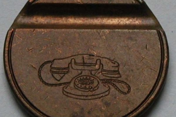 Jeton – A Telephone Token Used in Vatican City State