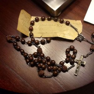 Rosary Belonging to Pope Benedict XV
