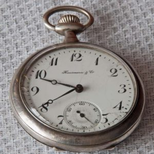 Pocket Watch Belonging to Pope Benedict XV with His Coat of Arms