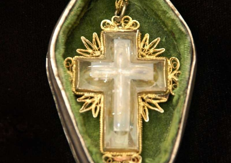 Relic of the True Cross of Christ