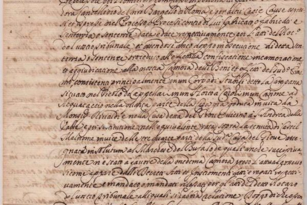 Document Signed as Pope Clement X