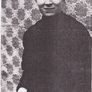 Holy Card Signed by Venerable Therese Neumann