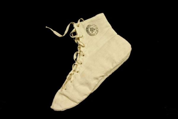 Slipper Made for St. Pius X by His Sisters