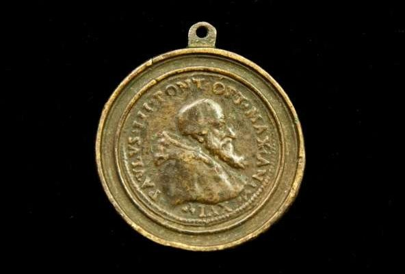 Medal From the Pontificate of Paul III