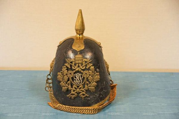 Early 19th Century Helmet of the Swiss Guard