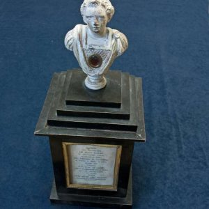Reliquary of St. Felice Given in Honor of Pope Leo XII in 1835