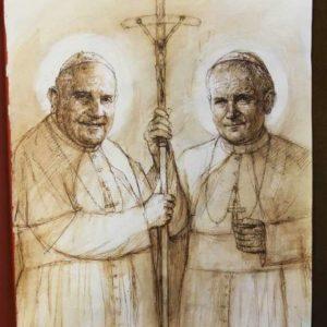 Saint John XXIII and Saint John Paul II