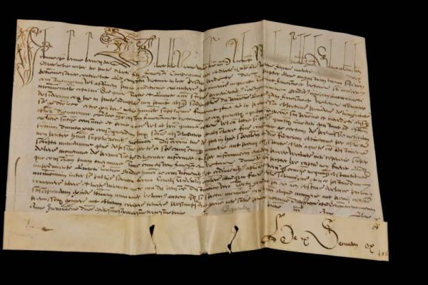 Papal Bull Issued During 13-day Papacy of Pope Urban VII