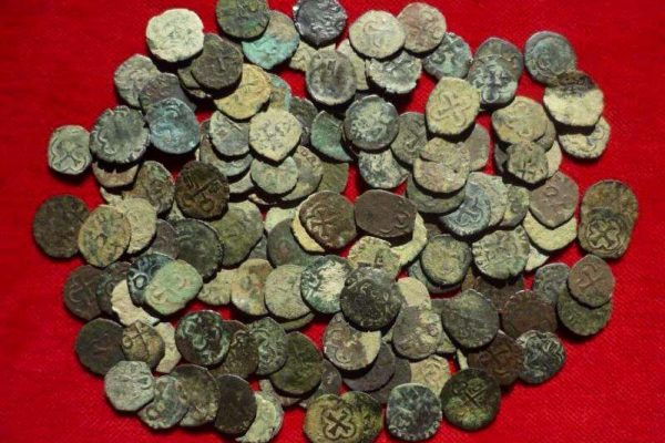 Bronze Currency from the Avignon Period of the Papacy