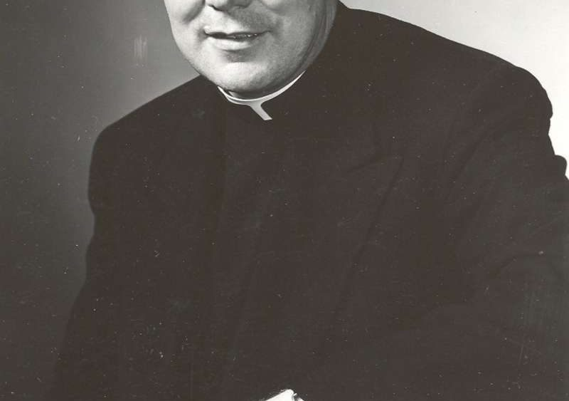 Father Patrick Peyton, The Rosary Priest