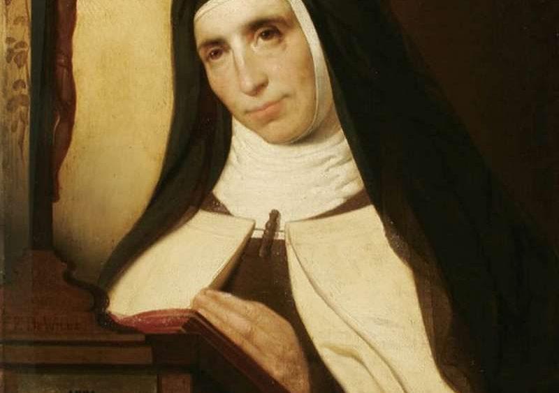Blessed Anne of Saint Bartholomew