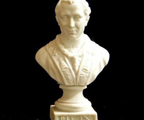 Small Bust of Blessed Pius IX