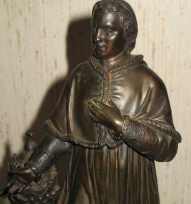 Bronze Statue of Pope Pius IX