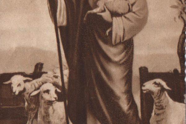 Pope John Paul I: An Ordination Card from 1935