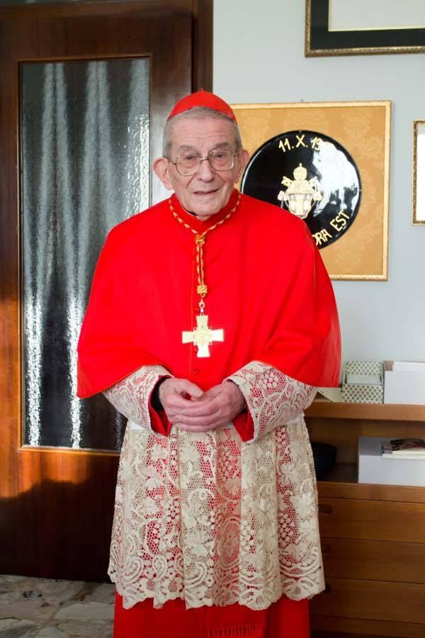 Cardinal Loris Francesco Capovilla