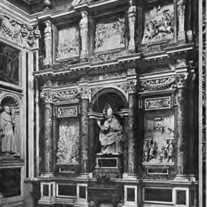 Tomb of St. Pius V in Basilica of St. Mary Major