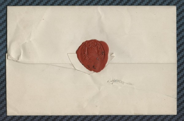 Pius IX: Very Important Vatican I Letter, Signed