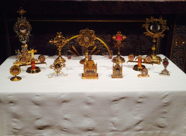 Father's Relics