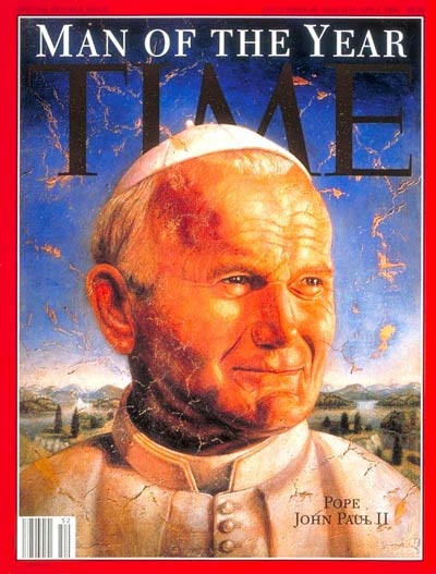 JP II Time Man of the Year