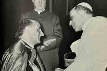 Montini and Pius XII
