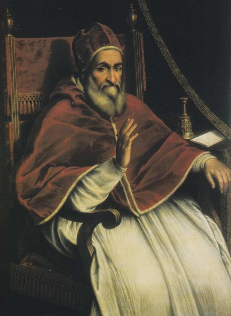 Pope Sixtus V