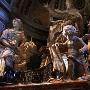 Tomb of Pope Clement X