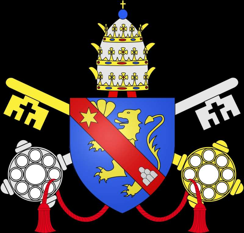 Coat of Arms of Pope Sixtus V