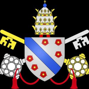 Coat of Arms of Pope Gregory XI