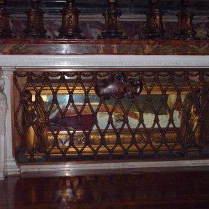 Tomb of St. Pius X
