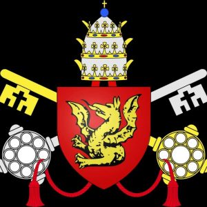 Coat of Arms of Pope Gregory XIII