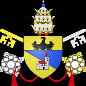 Coat of Arms of Pope Benedict XV