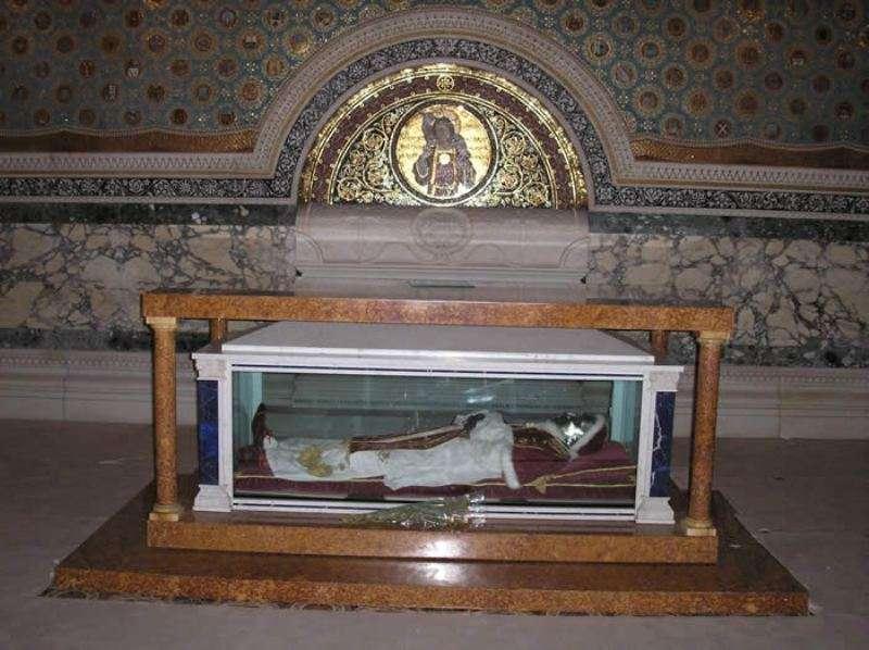 Tomb of Blessed Pius IX