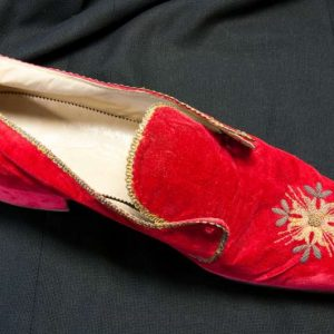 Shoe of Pius XII