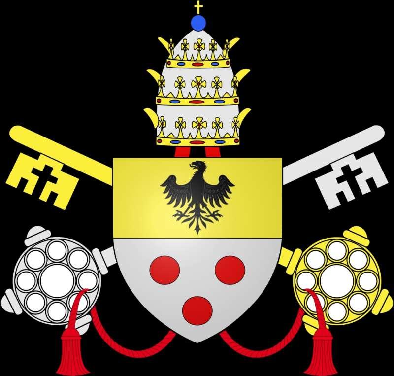Coat of Arms of Pope Pius XI