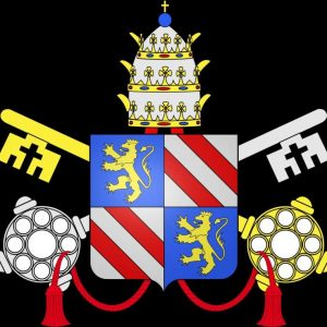 Coat of Arms of Blessed Pope Pius IX